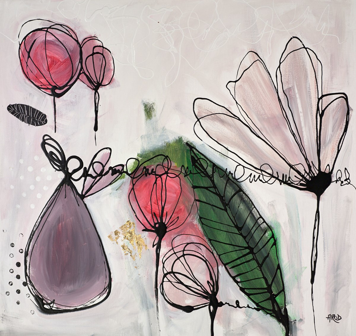 Florale IV